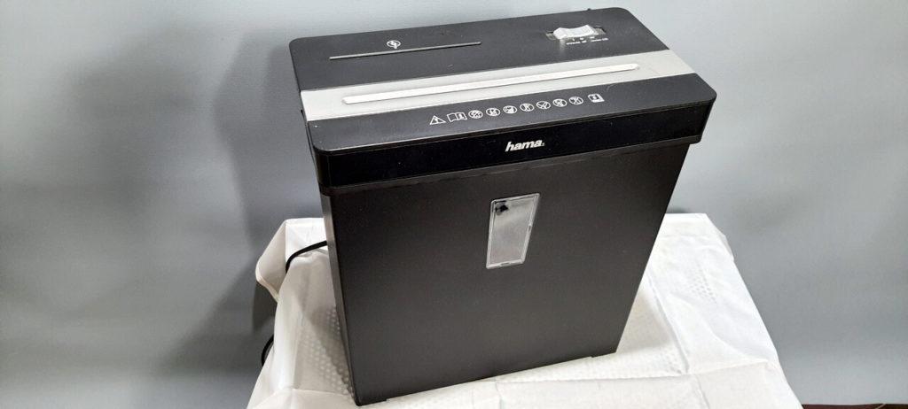 Hama Premium X8CD im Teststudio ;)