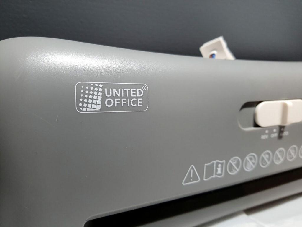 Aktenvernichter von United Office